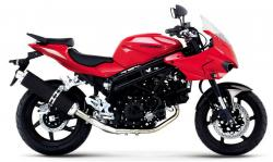 Hyosung Sport touring