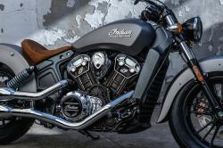 Indian Scout 86: riding the elegance #12