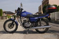 1986 Jawa 350 Type 638.5 (with sidecar)