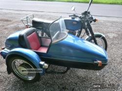 Jawa 350 Type 638.5 (with sidecar) 1986 #2