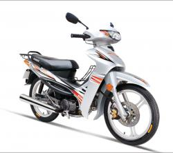 The new sport choice Jianshe Cub JS125-G