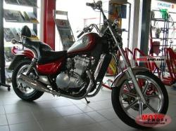 Kawasaki EN500 (reduced effect) 1991
