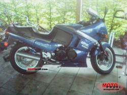 Kawasaki GPX600R (reduced effect) 1989