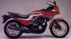 Kawasaki GPZ1100 (reduced effect) 1983