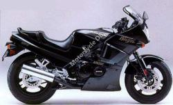 Kawasaki GPZ400 (reduced effect)