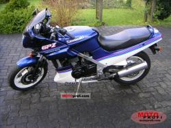 Kawasaki GPZ500S (reduced effect) 1988 #7