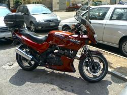 Kawasaki GPZ500S (reduced effect) 1988 #8