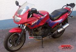 Kawasaki GPZ500S (reduced effect) 1990