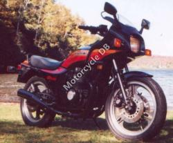 Kawasaki GPZ550 (reduced effect) 1989 #9