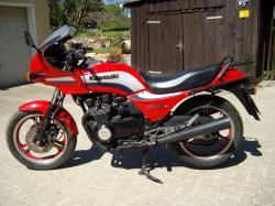 Kawasaki GPZ550 (reduced effect) 1989 #6