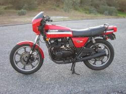 Kawasaki GPZ550 (reduced effect) #3