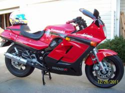 Kawasaki GPZ900R (reduced effect) 1986 #2