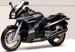 Kawasaki GPZ900R (reduced effect) 1986 #3