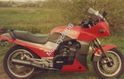 Kawasaki GPZ900R (reduced effect) 1986 #9