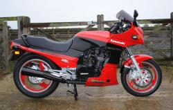 Kawasaki GPZ900R (reduced effect) 1991 #2