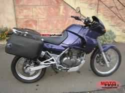 Kawasaki KLE500 (reduced effect) 1991