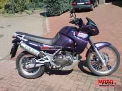 Kawasaki KLE500 (reduced effect) 1992