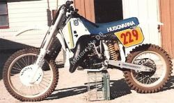 Kawasaki KLR250 (reduced effect) 1989 #14
