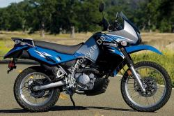 Kawasaki KLR650 (reduced effect)