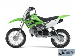 Kawasaki KLX110L Off-Road 2012