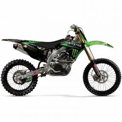 Kawasaki KLX140 Monster Energy #4