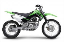 Kawasaki KLX140L Monster Energy 2010