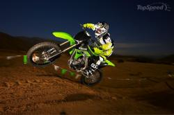 Kawasaki KX250F Monster Energy 2010