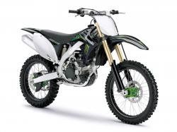 Kawasaki KX450F Monster Energy 2009