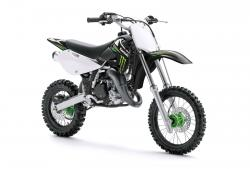 Kawasaki KX65 Monster Energy 2009