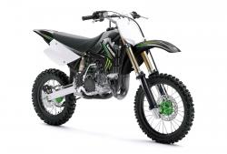 Kawasaki KX85 Monster Energy 2009