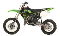 Kawasaki KX85 Monster Energy 2010