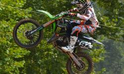 Kawasaki KX85-I Monster Energy #12