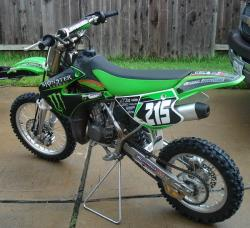 Kawasaki KX85-I Monster Energy #8