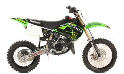 Kawasaki KX85-II Monster Energy 2012