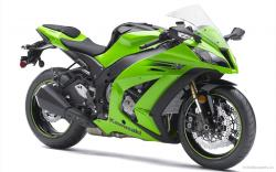 Kawasaki Ninja ZX-14 Supersport 2011