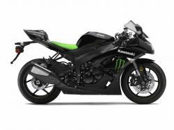 Kawasaki Ninja ZX-6R Monster Energy 2009