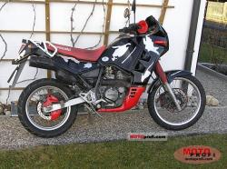 Kawasaki Tengai (reduced effect) 1990