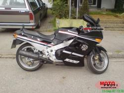 Kawasaki VN-15SE (reduced effect) 1991 #11