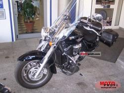 Kawasaki VN1700 Light Tourer 2011 #3