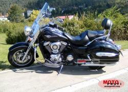 Kawasaki VN1700 Light Tourer 2011 #7