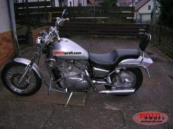 Kawasaki VN750 Twin (reduced effect) 1990 #7