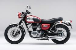 Kawasaki W800 Chrome Edition
