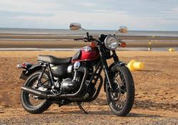 Kawasaki W800 Chrome Edition 2014 #10