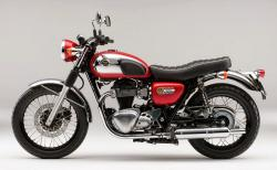 Kawasaki W800 Chrome Edition 2014 #3
