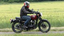 Kawasaki W800 Chrome Edition 2014 #7