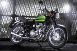 Kawasaki W800 Chrome Edition 2014 #8