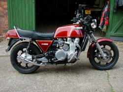 Kawasaki Z1300 (reduced effect) 1982 #3