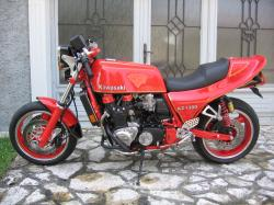 Kawasaki Z1300 (reduced effect) 1982 #4