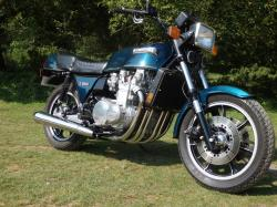 Kawasaki Z1300 (reduced effect) 1982 #7