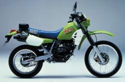 Kawasaki Z400F (reduced effect) 1984 #5